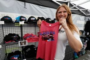 Jack Harvey, Meyer Shank Racing with Arrow SPM Honda merchandise
