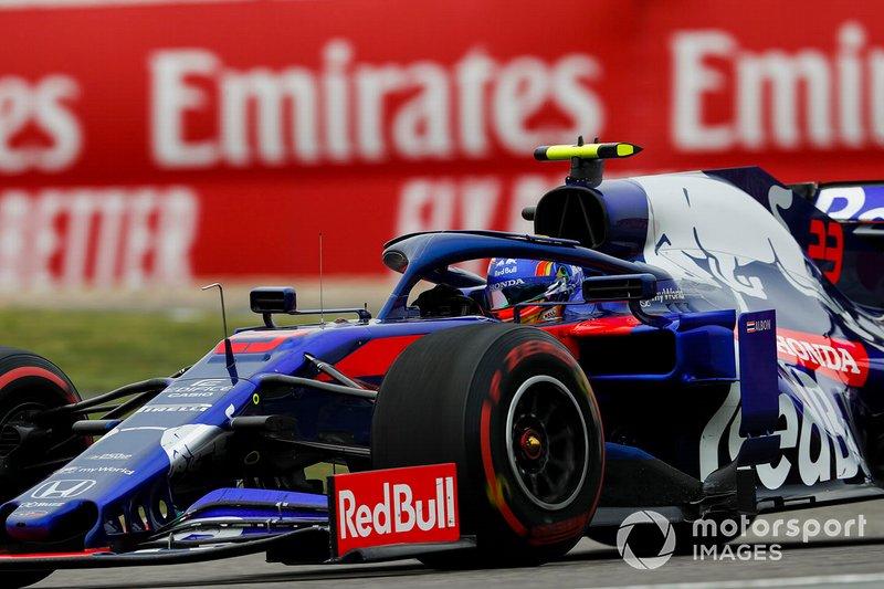 15 місце — Александер Албон (Таїланд, Toro Rosso) — коефіцієнт 2001,00
