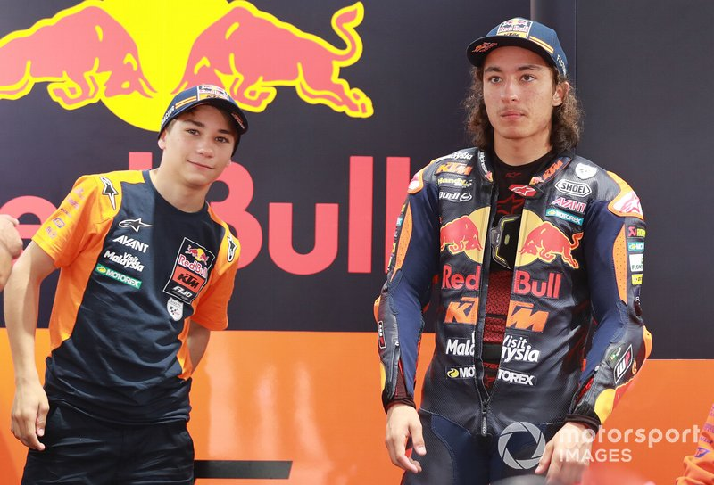 Deniz and Can Oncu, Red Bull KTM Ajo
