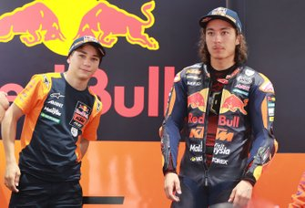 Deniz and Can Oncu, KTM Ajo