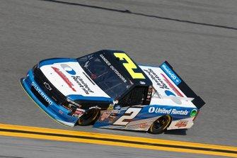 Sheldon Creed, GMS Racing, Chevrolet Silverado United Rentals/A.M.Ortega
