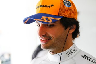 Карлос Сайнс, McLaren