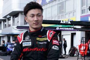 #64 Nakajima Racing Honda NSX-GT