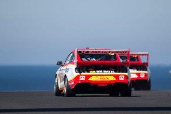 Fabian Coulthard, DJR Team Penske, Scott McLaughlin, DJR Team Penske