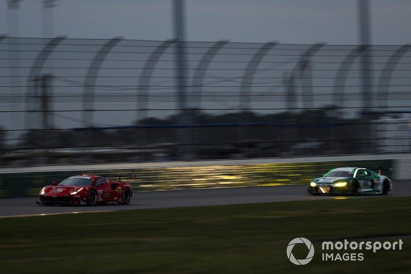 Давиде Ригон, Мигель Молина, Алессандро Пьергвиди, Джеймс Каладо, Risi Competizione, Ferrari 488 GTE (№62)