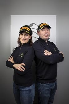 Eleonora Mori e Luca Rossetti, Citroen Italia