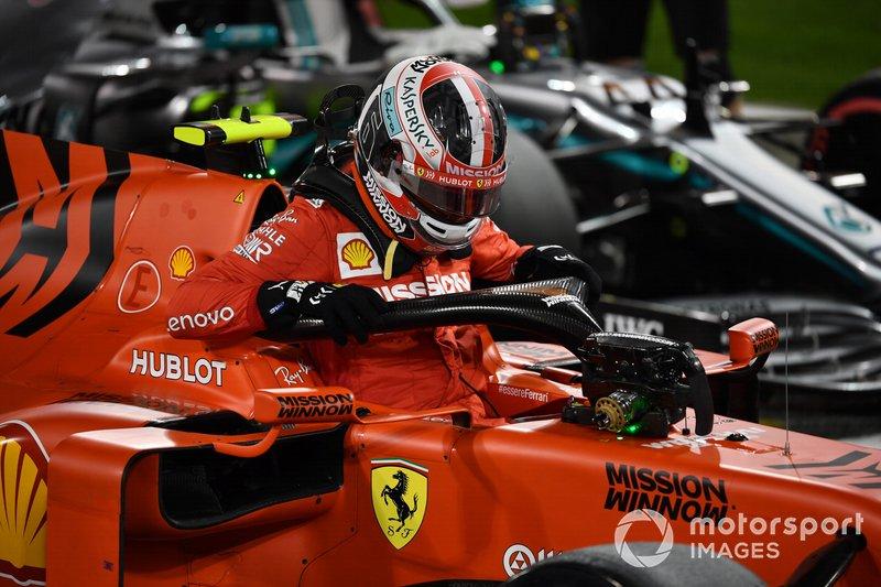 2. Ferrari 3 antrenmanda da 1-2