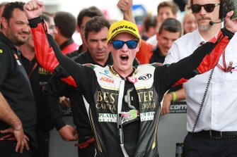 Race winner Jaume Masia, Bester Capital Dubai