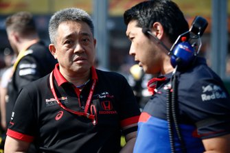 Yusuke Hasegawa, directeur général, Honda