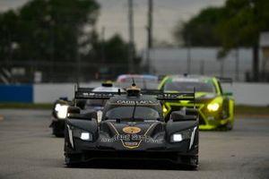 #5 Mustang Sampling Racing Cadillac DPi, DPi: Joao Barbosa, Filipe Albuquerque, Brendon Hartley