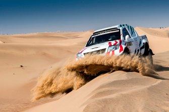عبدالله القاسمي، رالي دبي الصحراوي
