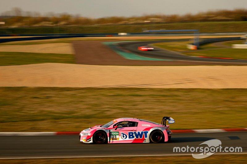 #25 BWT Mücke Motorsport Audi R8 LMS: Jeffrey Schmidt, Christopher Haase