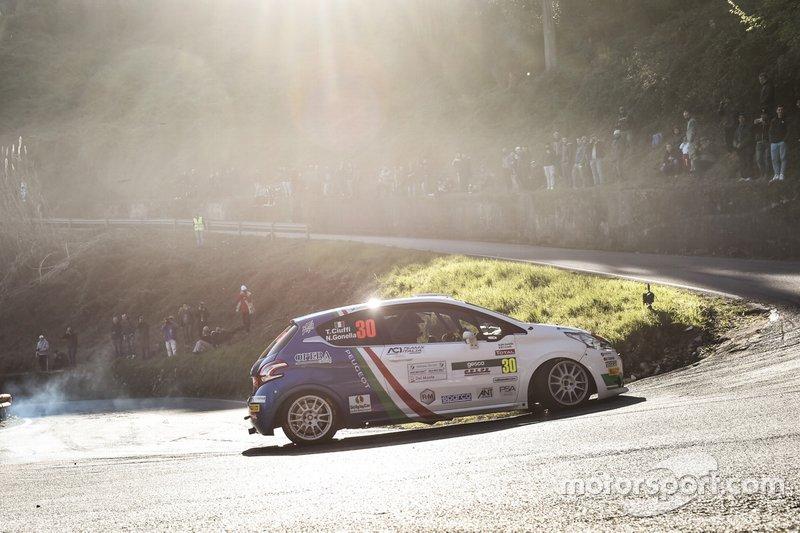 Tommaso Ciuffi, Nicolo Gonella, Peugeot 208 R2 #30, FPF Sport