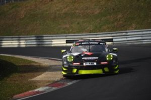 #8 Team IronForce by RING POLICE Porsche 911 GT3 R: Lucas Luhr, Adrien De Leener, Jan-Erik Slooten