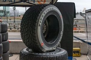 Detalle de neumático Firestone