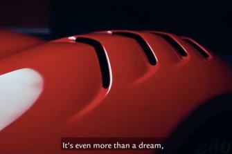 Teaser Ferrari Prototipo