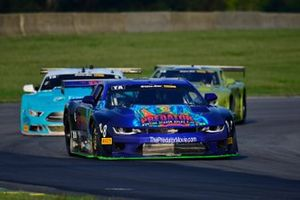 #8 TA Chevrolet Corvette driven by Tomy Drissi of Burtin Racing