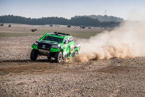 Yazeed Al Rajhi, Toyota