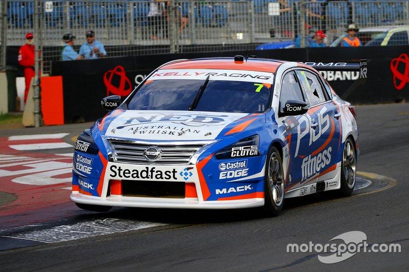 Kelly Racing: Андре Хаймгартнер, Nissan Altima L33 №7