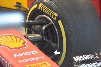 Ferrari, dettaglio