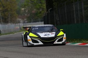 #22 Jenson Team Rocket RJN Honda NSX GT3: Matt McMurry, Philipp Frommenwiler, Struan Moore