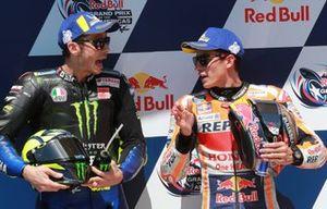 İlk 3, Valentino Rossi, Yamaha Factory Racing, Marc Marquez, Repsol Honda Team