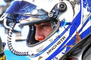#45 Carlin Dallara P217 Gibson: Jack Manchester