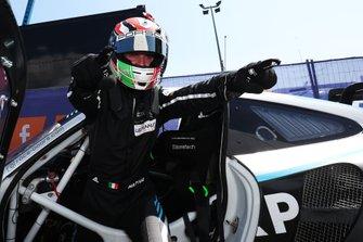Polesitter GTE, #77 Dempsey-Proton Racing Porsche 911 RSR: Matteo Cairoli