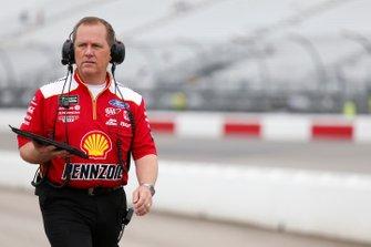 Todd Gordon, Team Penske, Ford Mustang Shell Pennzoil