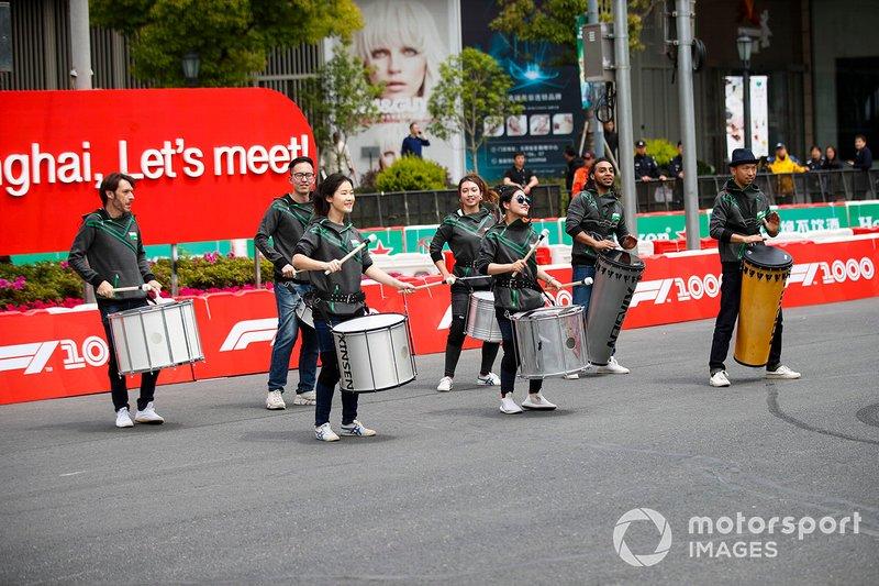 Music demonstration