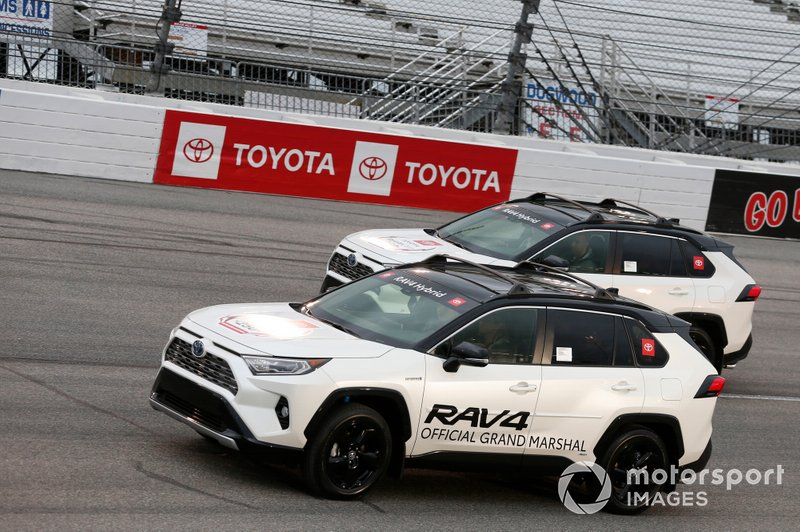 Toyota Pace Vehicles
