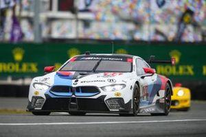 Йессе Крон, Джон Эдвардс, Час Мостер, Алессандро Дзанарди, BMW Team RLL, BMW M8 GTE (№24)
