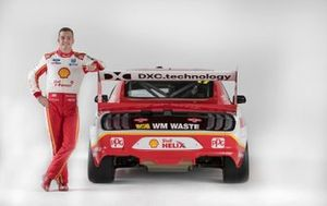 Скотт Маклафлин, Shell V-Power Racing Team, Ford Mustang