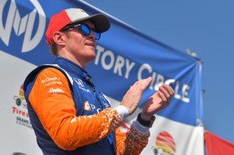 Scott Dixon, Chip Ganassi Racing Honda, segundo