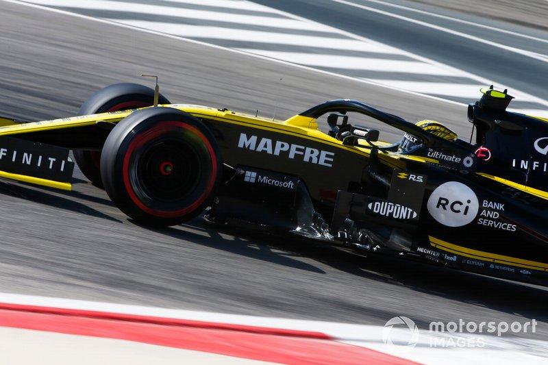 7 місце — Ніко Хюлькенберг, Renault — 69