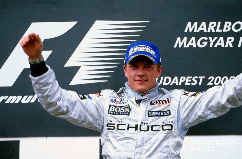 2005 Kimi Raikkonen, McLaren