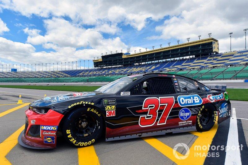 10. Chris Buescher, JTG Daugherty Racing, Chevrolet Camaro