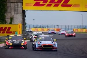 Dániel Nagy, M1RA Motorsport Hyundai i30 N TCR, Gilles Magnus, Comtoyou Racing Audi RS 3 LMS
