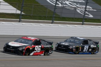 Parker Kligerman, Gaunt Brothers Racing, Toyota Camry TRD 40th Anniversary, Jeffrey Earnhardt, XCI Racing, Toyota Camry Xtreme Concepts
