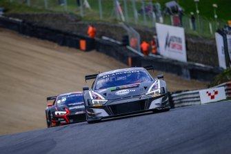 #56 Attempto Racing Audi R8 LMS GT3 2019: Milan Dontje, Mattia Drudi
