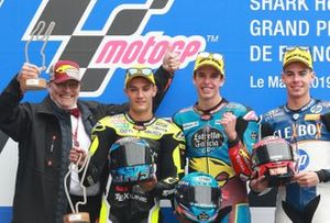 Jorge Navarro, Speed Up Racing, Alex Marquez, Marc VDS Racing, Augusto Fernandez, Pons HP40