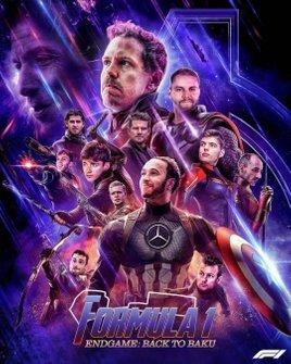 Avengers F1