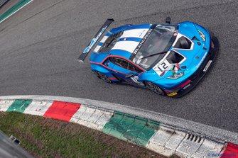 Federico Leo e Najiy Razak, Lamborghini Huracán Evo, Ombra Racing
