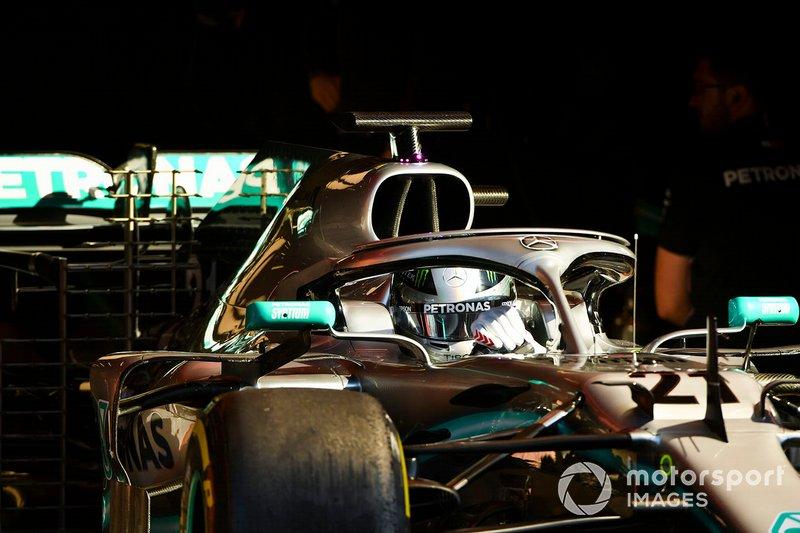 Nikita Mazepin, Mercedes AMG W10