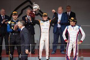 Nyck De Vries, ART Grand Prix Luca Ghiotto, UNI Virtuosi Racing y Nobuharu Matsushita, Carlin
