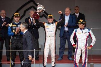 Nyck De Vries, ART Grand Prix Luca Ghiotto, UNI Virtuosi Racing and Nobuharu Matsushita, Carlin