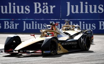 Jean-Eric Vergne, DS TECHEETAH, DS E-Tense FE19, Andre Lotterer, DS TECHEETAH, DS E-Tense FE19