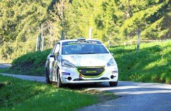 Michaël Droz, Sarah Lattion, Peugeot 208, Federation Motorisee