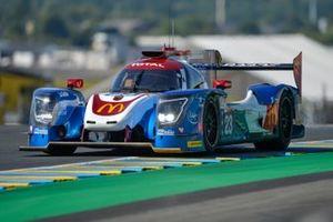 # 23 Panis-Barthez Competición Ligier JSP217 Gibson: Timothé Buret, Julien Canal, Will Stevens, René Binder