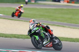 Jonathan Rea, Kawasaki Racing Team, Alvaro Bautista, Aruba.it Racing-Ducati Team